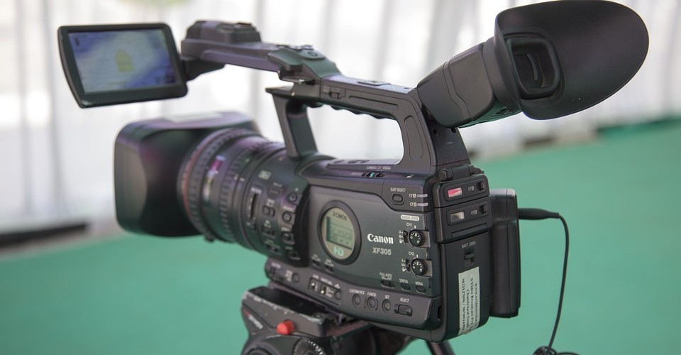 filming sports highlights